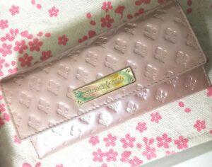 パトリックコックスの女性用財布